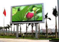 چین High Resolution P10 LED Large Screen Display , Video Wall LED Display High Brightness کارخانه